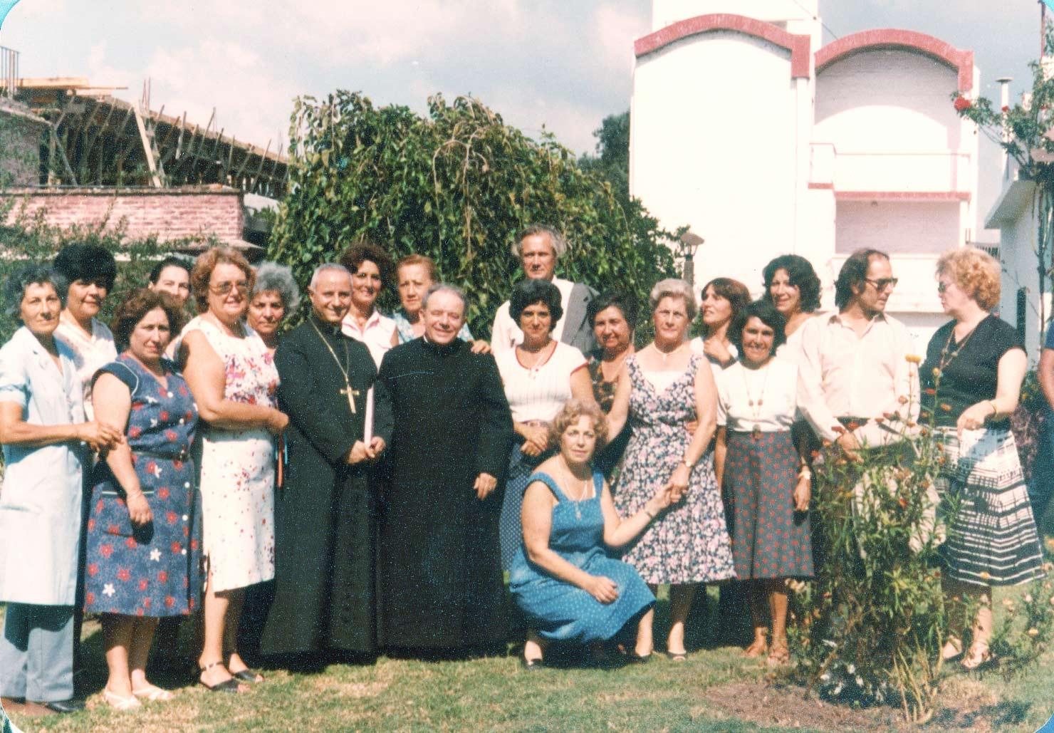 Presbitero José Mario Pantaleo