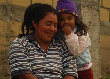 Imagen de intervención en 2007 en Honduras