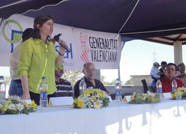 Imagen de intervención en 2008 en Honduras