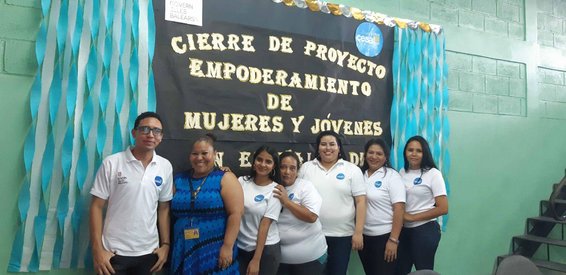 191 JÓVENES Y MUJERES FORMADOS EN HONDURAS