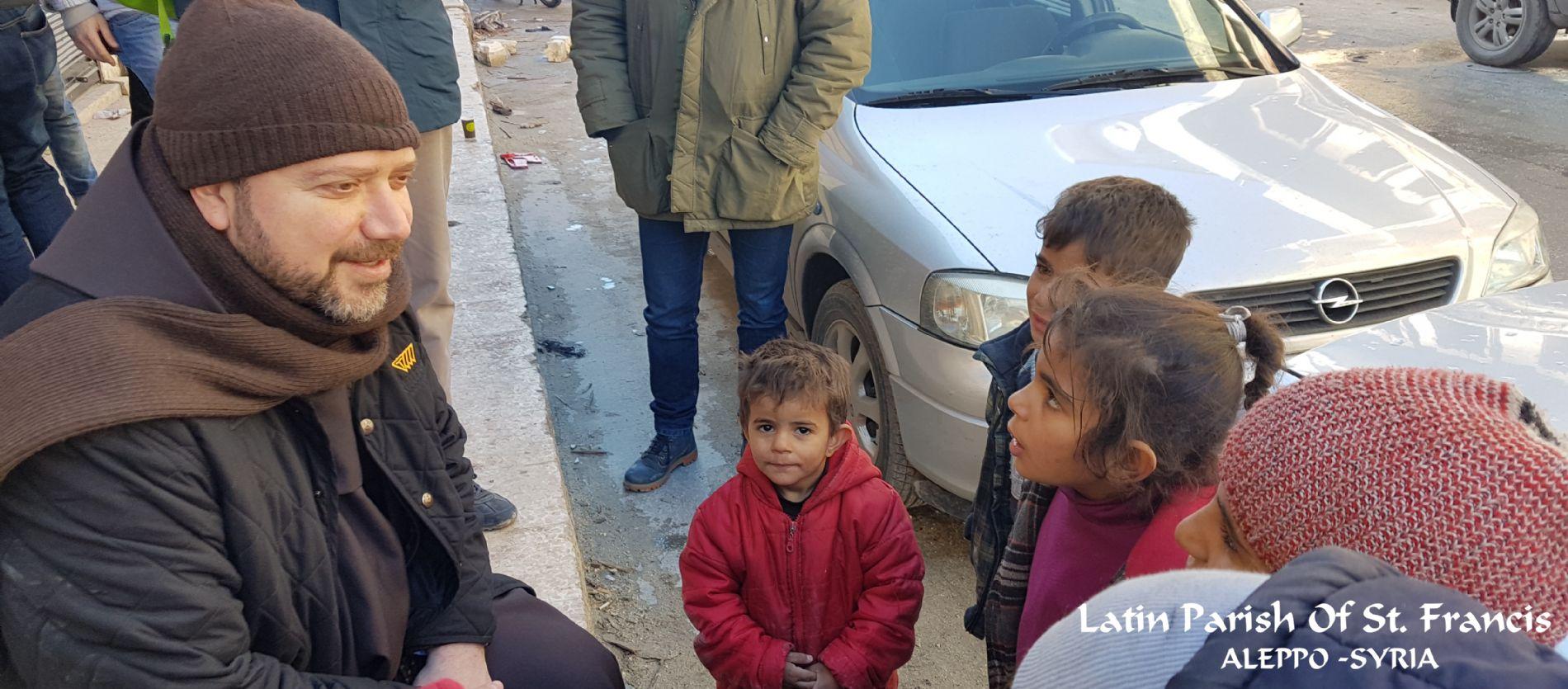 Siria refugiados guerra cesal
