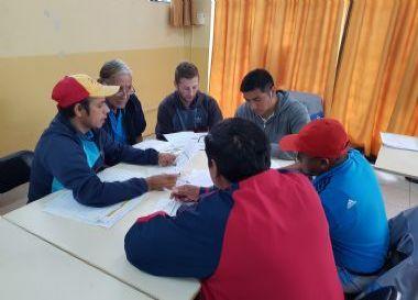 inserción laboral de jóvenes en situación de vulnerabilidad