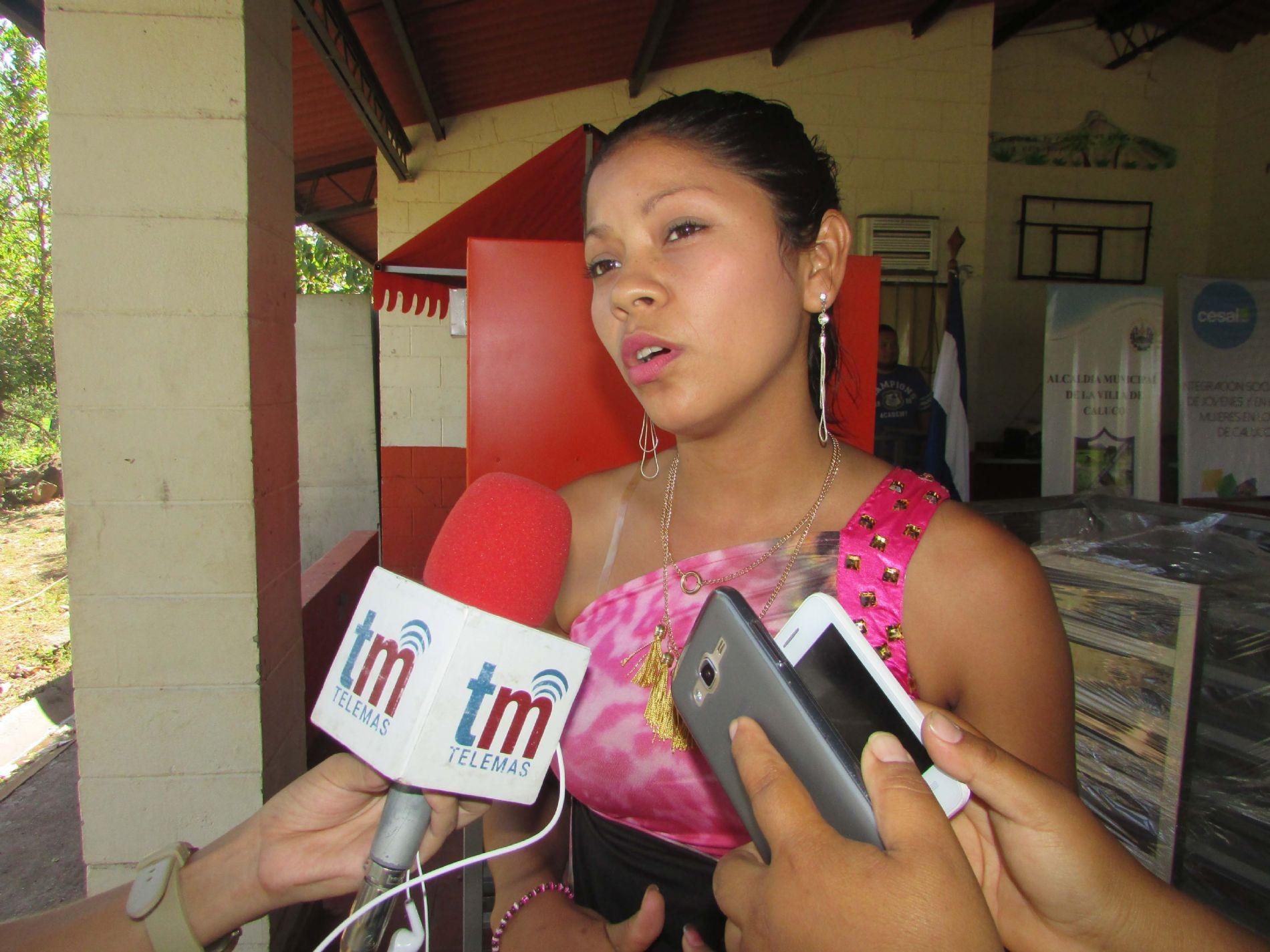 Carolina Molina Joven Empresaria