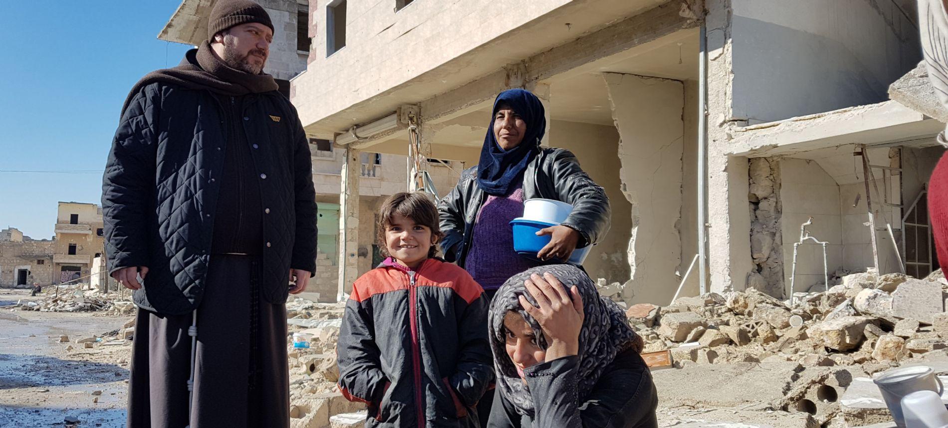 7 años guerra en Siria