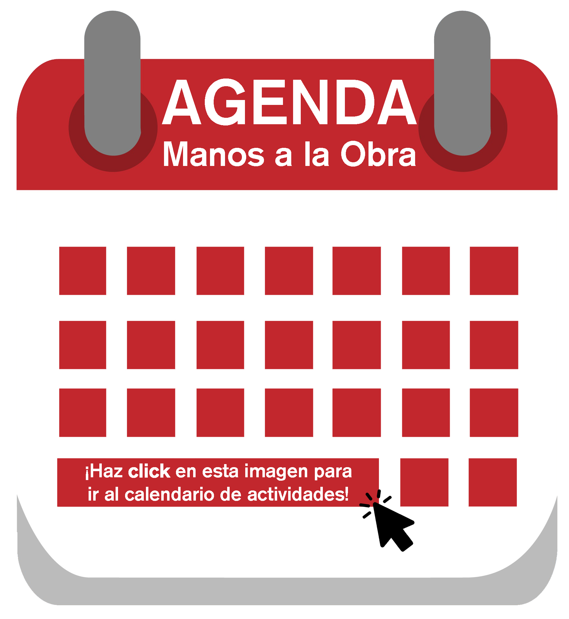 Agenda Manos a la obra