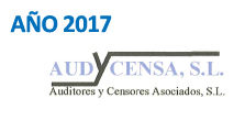 Auditoría año 2017