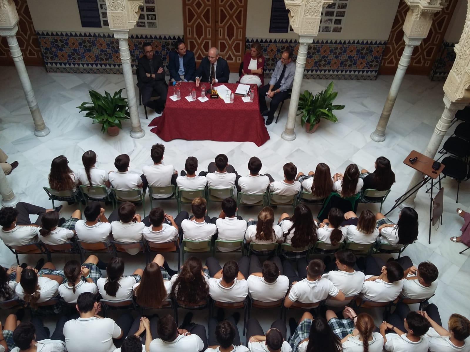 V premio Colegio Compañía de Maria a CESAL