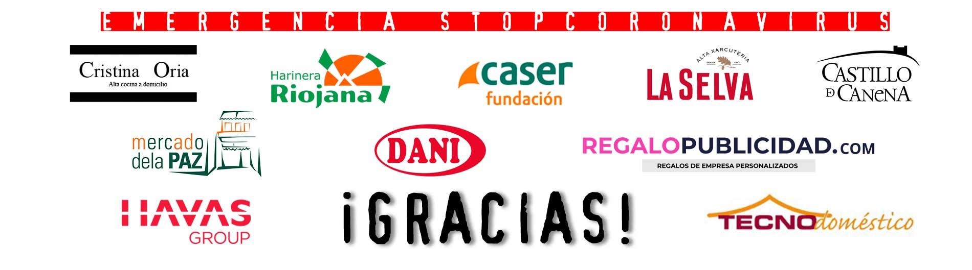 coronavirus; emergencia; salud; CESAL; dona; empresas