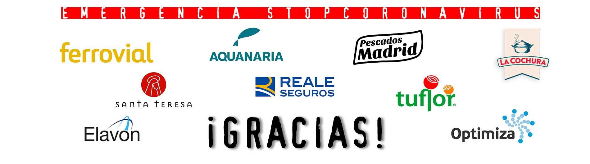coronavirus empresas solidarias dona cesal es urgente