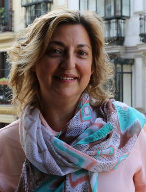 Vicepresidenta de CESAL. Beatriz Díaz Azarola