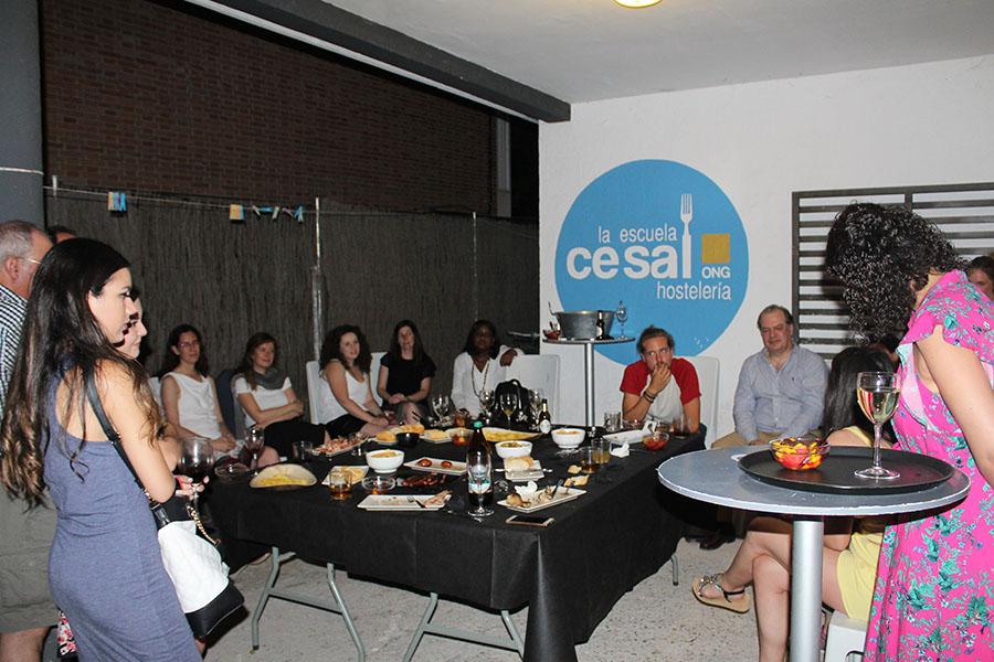 Cena de agradecimiento al voluntariado de CESAL