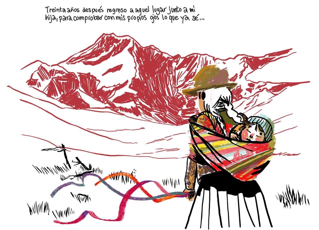 Cap. 3 Impacto del cambio climático en la sierra de Perú. Pam López / Francisco Sánchez