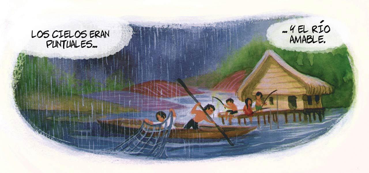 Cap. 4 Impacto del cambio climático en la selva de Perú. Teresa Valero