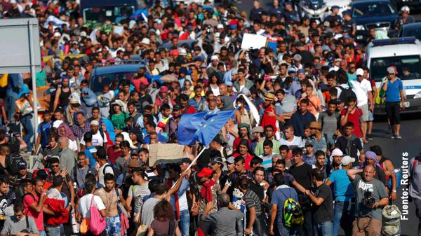 migraciones a USA