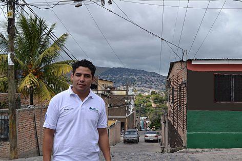 Voluntario de CESAL premiado en Honduras