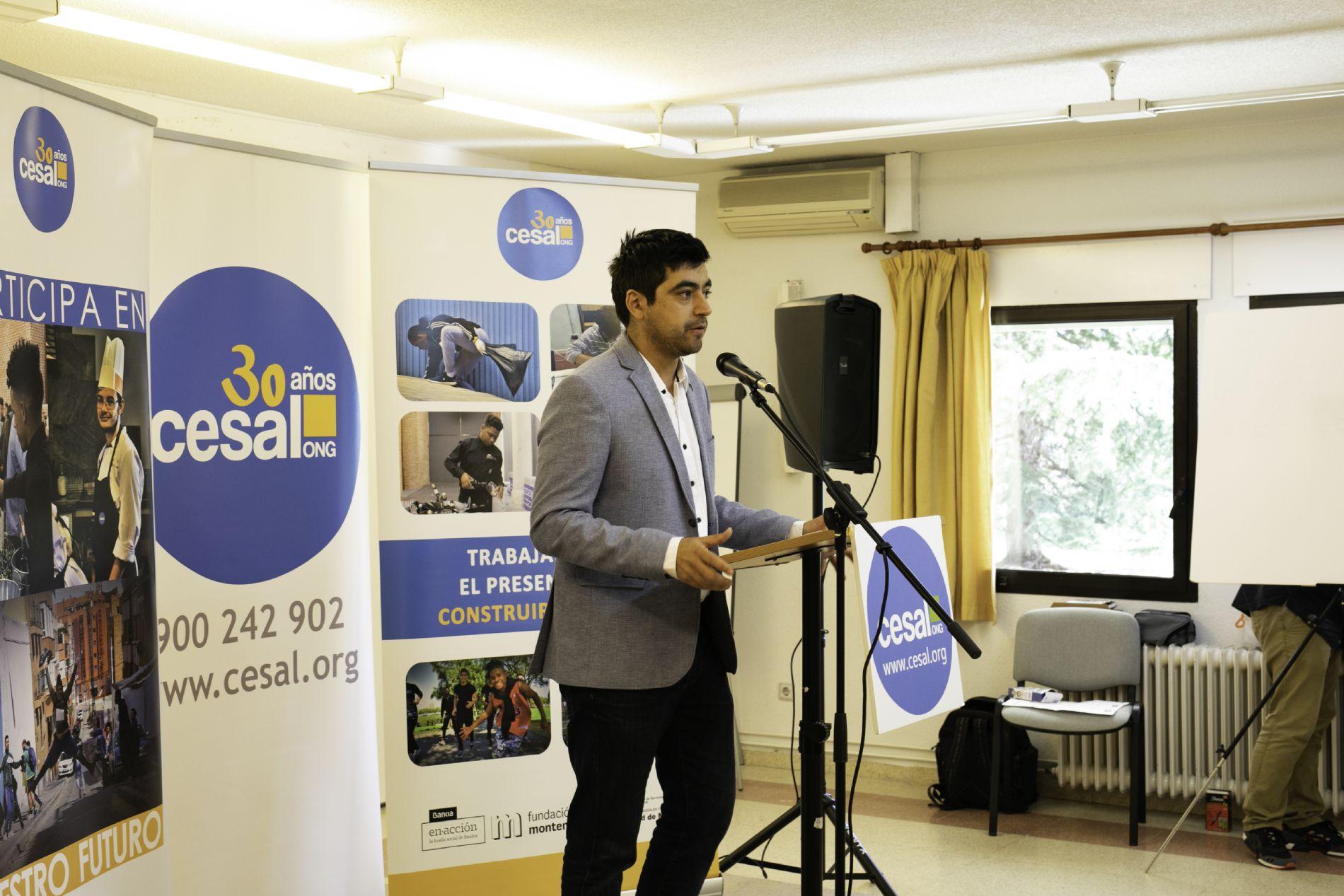 Ponle pasión: inicio de curso ONG CESAL