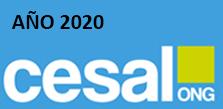 Memoria de Actividades 2020 de CESAL