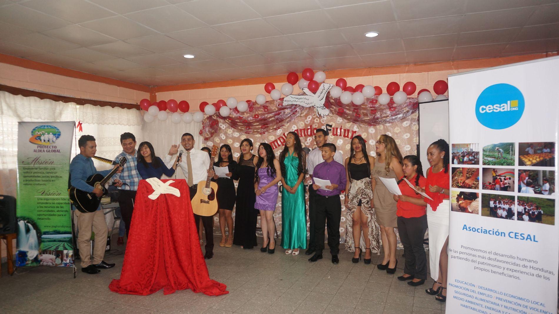 Formación en Habilidades para la Vida- Colonia San Francisco- Tegucigalpa