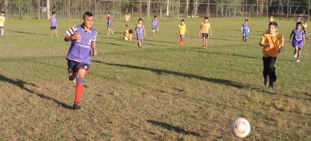 Real Madrid y CESAL en Paraguay