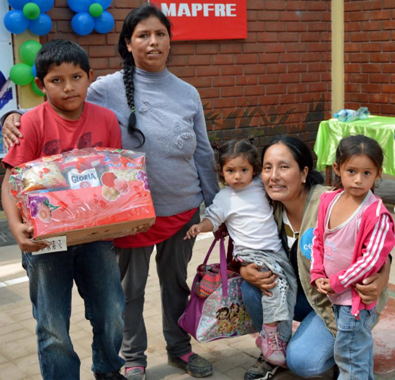 Familia Huachipa