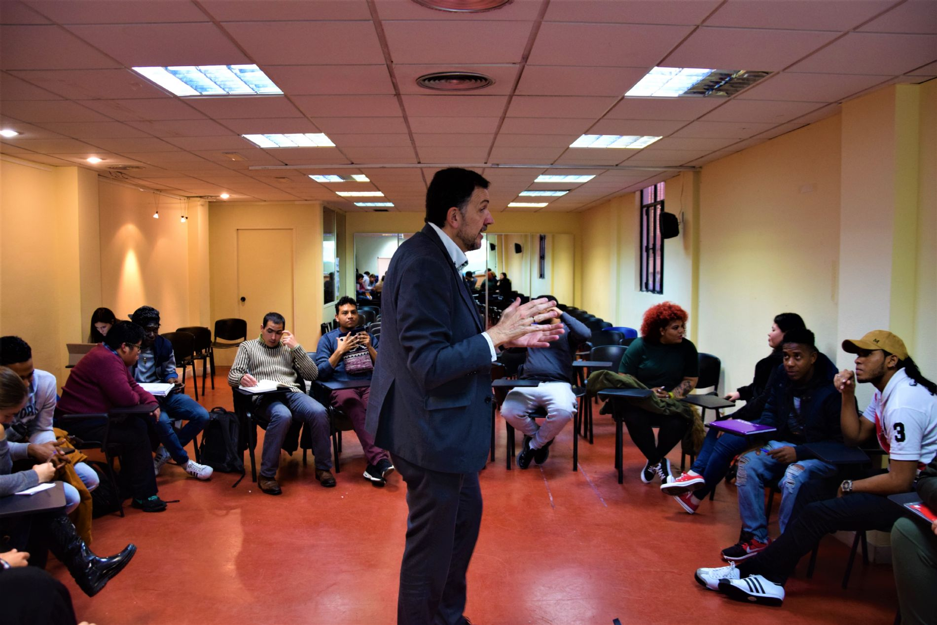 Voluntariado Llorente & Cuenca con CESAL