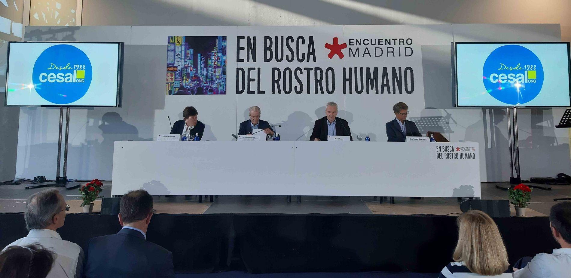 Encuentro Madrid 2019. Mira con sus ojos