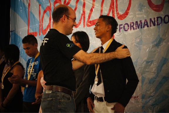Entrevista a José Rodríguez Parmo, director CESAL Honduras
