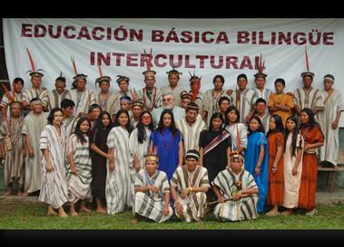 Mejora de la educación bilingüe intercultural para el desarrollo de las comunidades indígenas de la selva de Atalaya