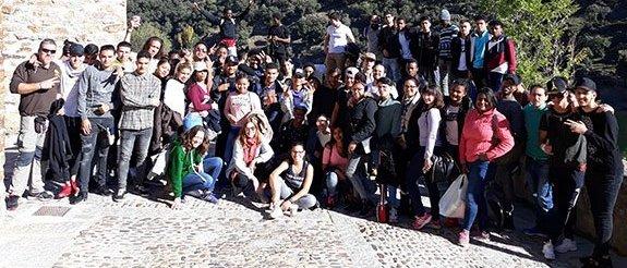 Excursión a Buitrago de Lozoya