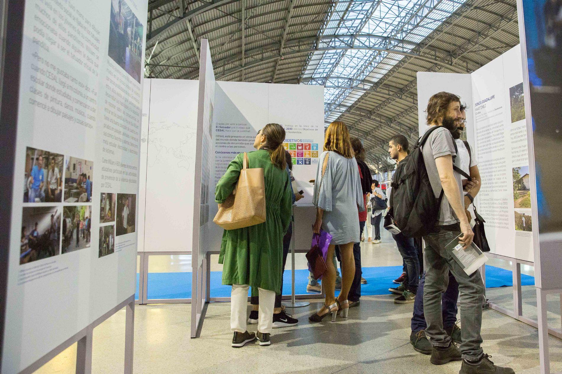 Exposición #SomosSalvador Bilbao