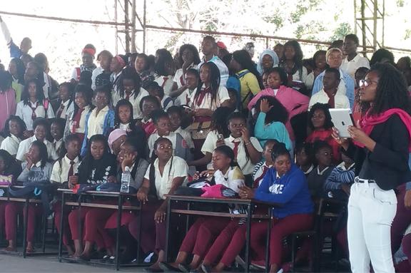 Feria de Empleo Mozambique