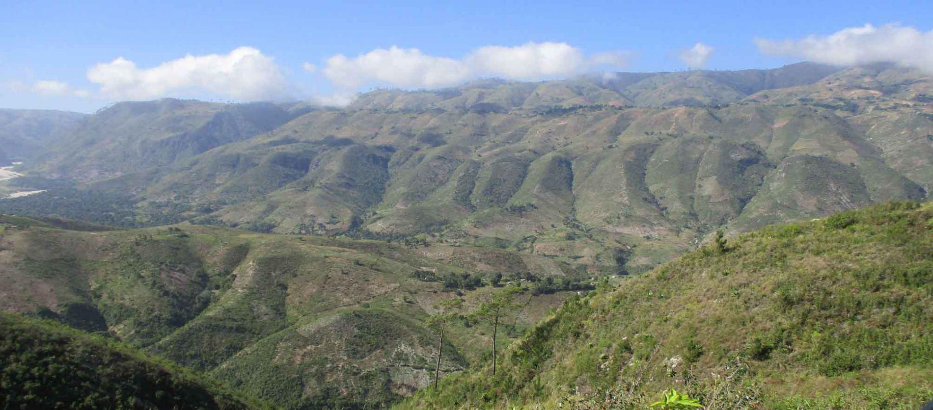 UNA RESPUESTA A LA GESTIÓN Y CONSERVACIÓN DE LA BIODIVERSIDAD EN HAITÍ