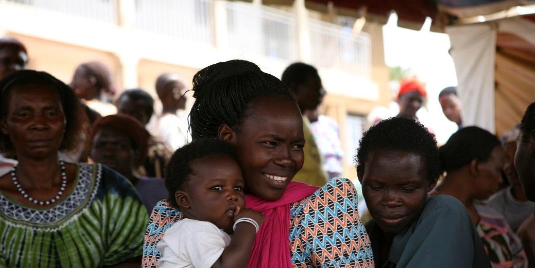 Florence Atim, Uganda