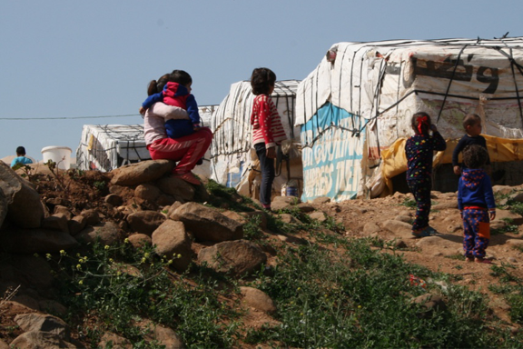 Tiendas campos de refugiados