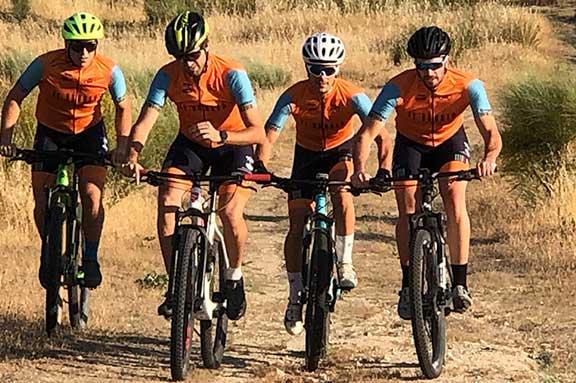 coronavirus, cocina, jóvenes vulnerables, formación, cesal, bicicleta de montaña, carrera, hazte socio, ayuda, dona
