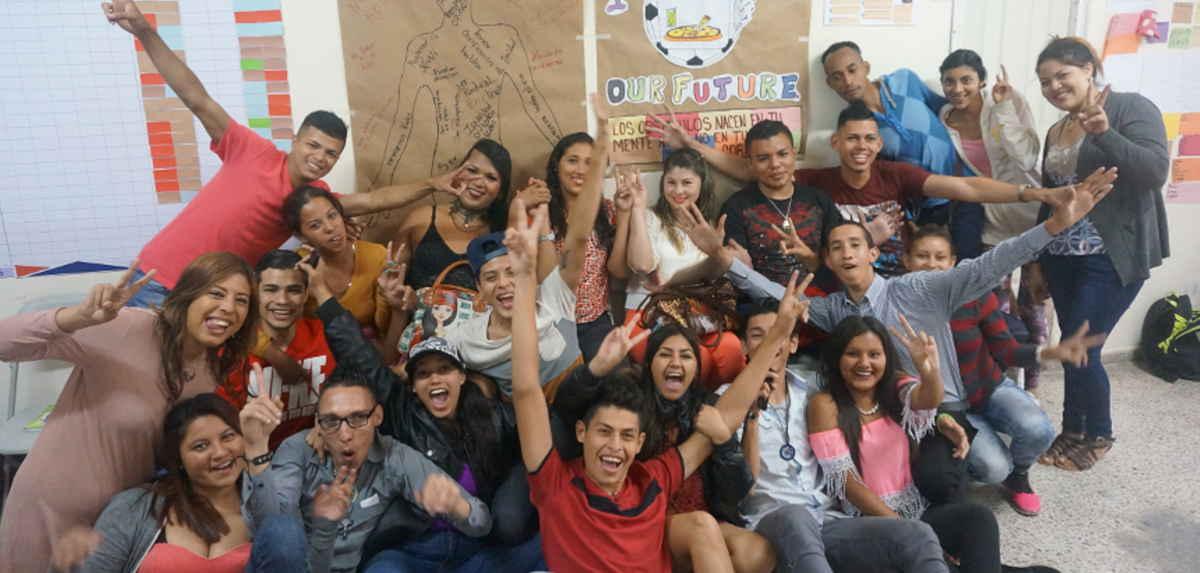 Imágenes del ultimo día de formación Grupo Implementing our  Future.