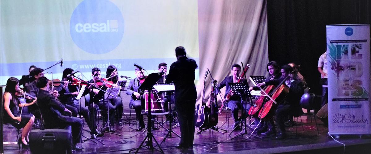 Orquesta Sinfónica María de Baratta