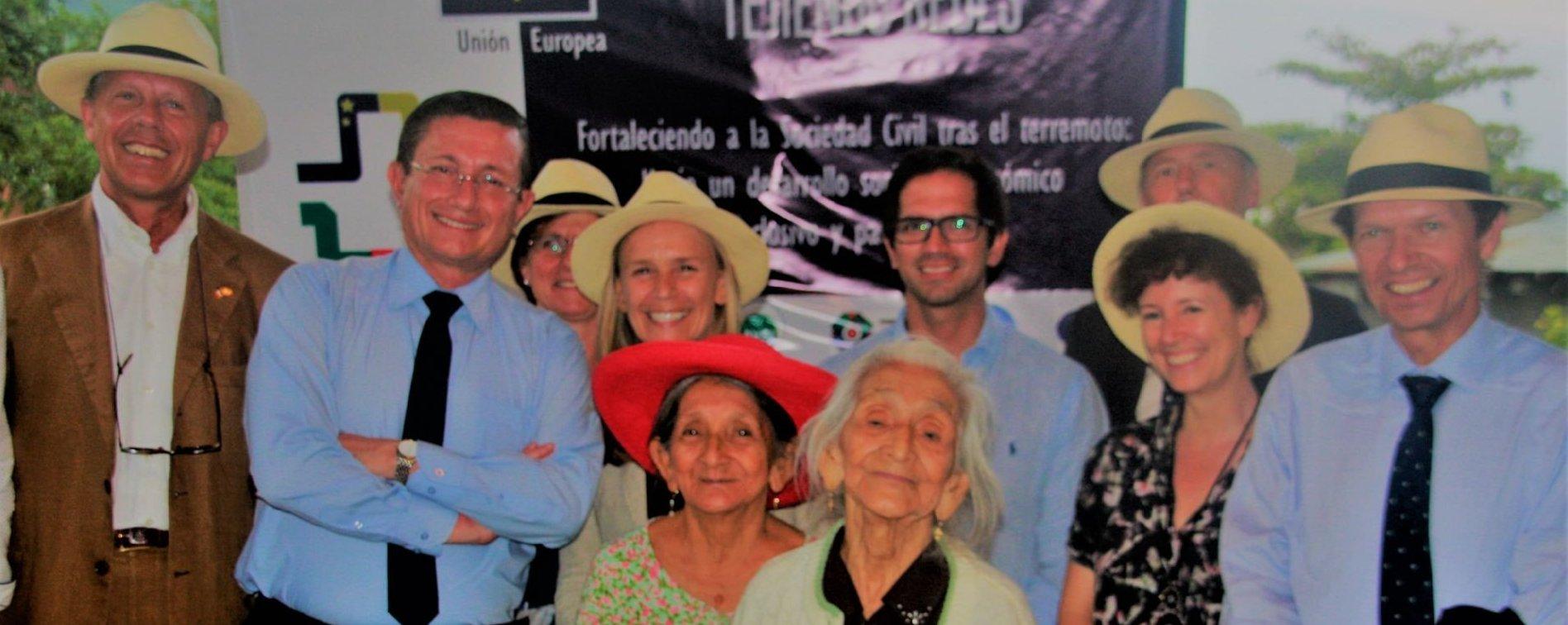 Embajadores en Ecuador