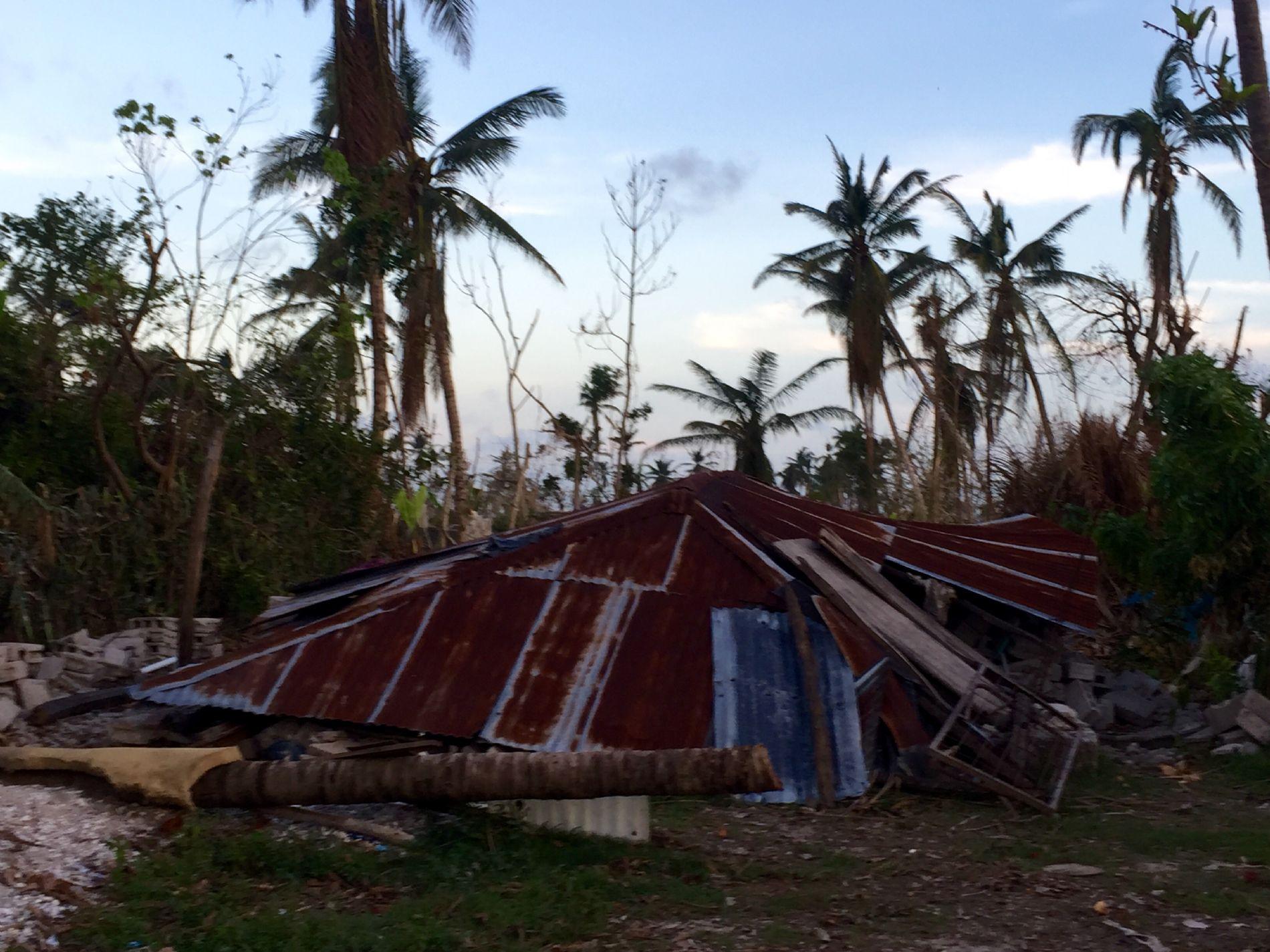Reconstrucción de viviendas Huracán Matthew Haití