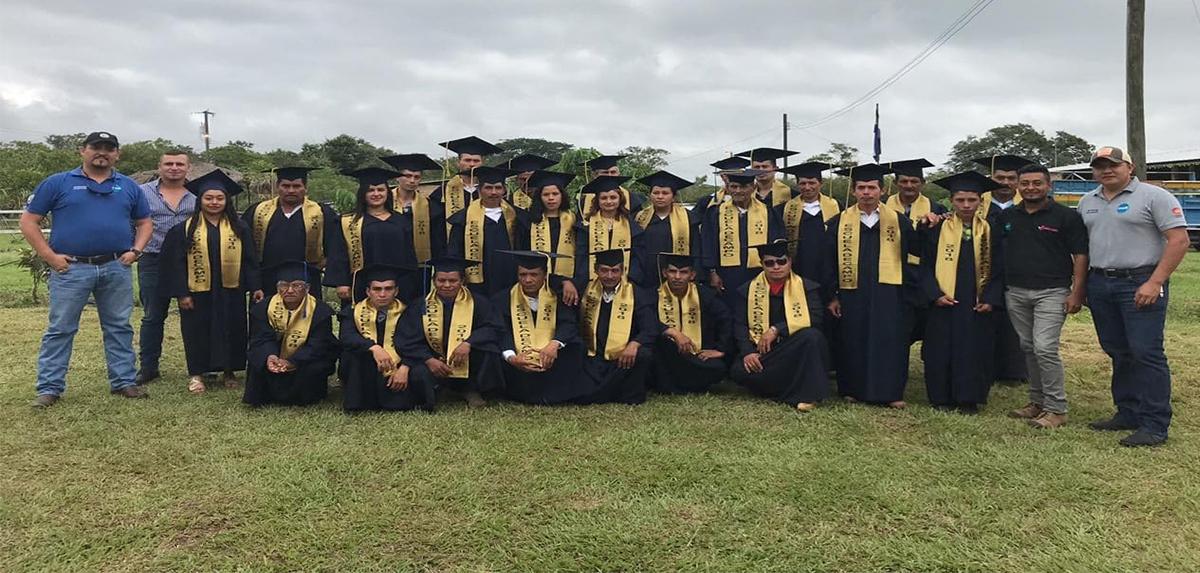 Graduación de Escuelas de Campo_2018