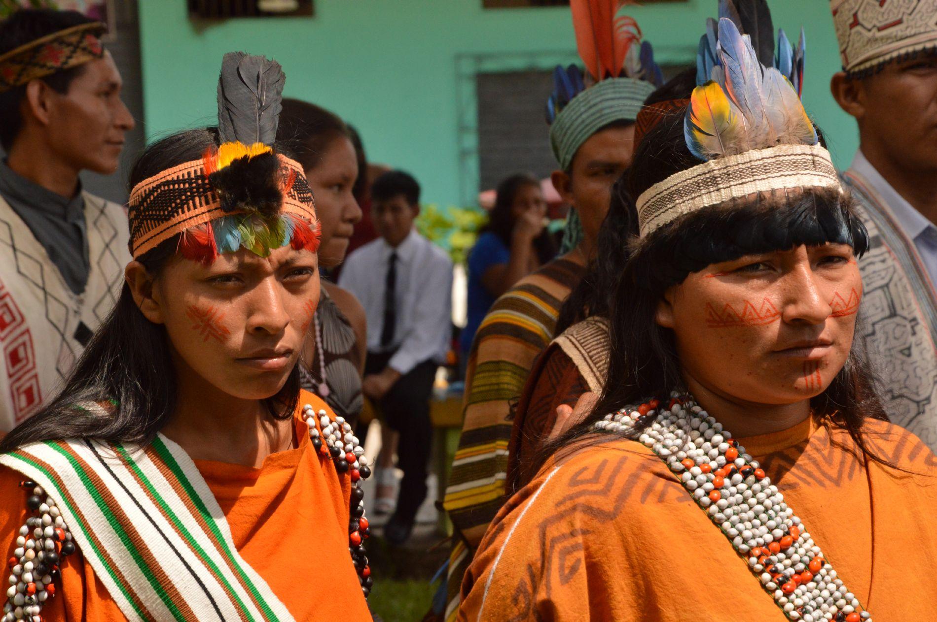 Mujeres en indígenas en Perú participan en procesos de desarrollo gracias a la propuesta de CESAL