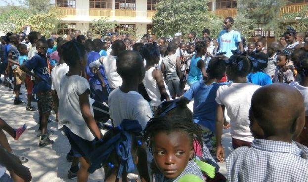 Educación Haití
