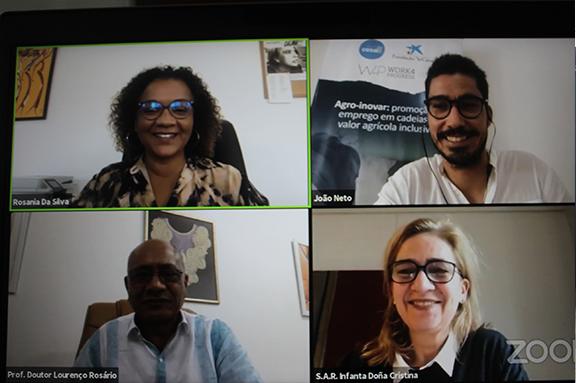 Impacto da COVID19 no emprego debatido na Conferência promovida pelo programa Work4Progress em Moçambique