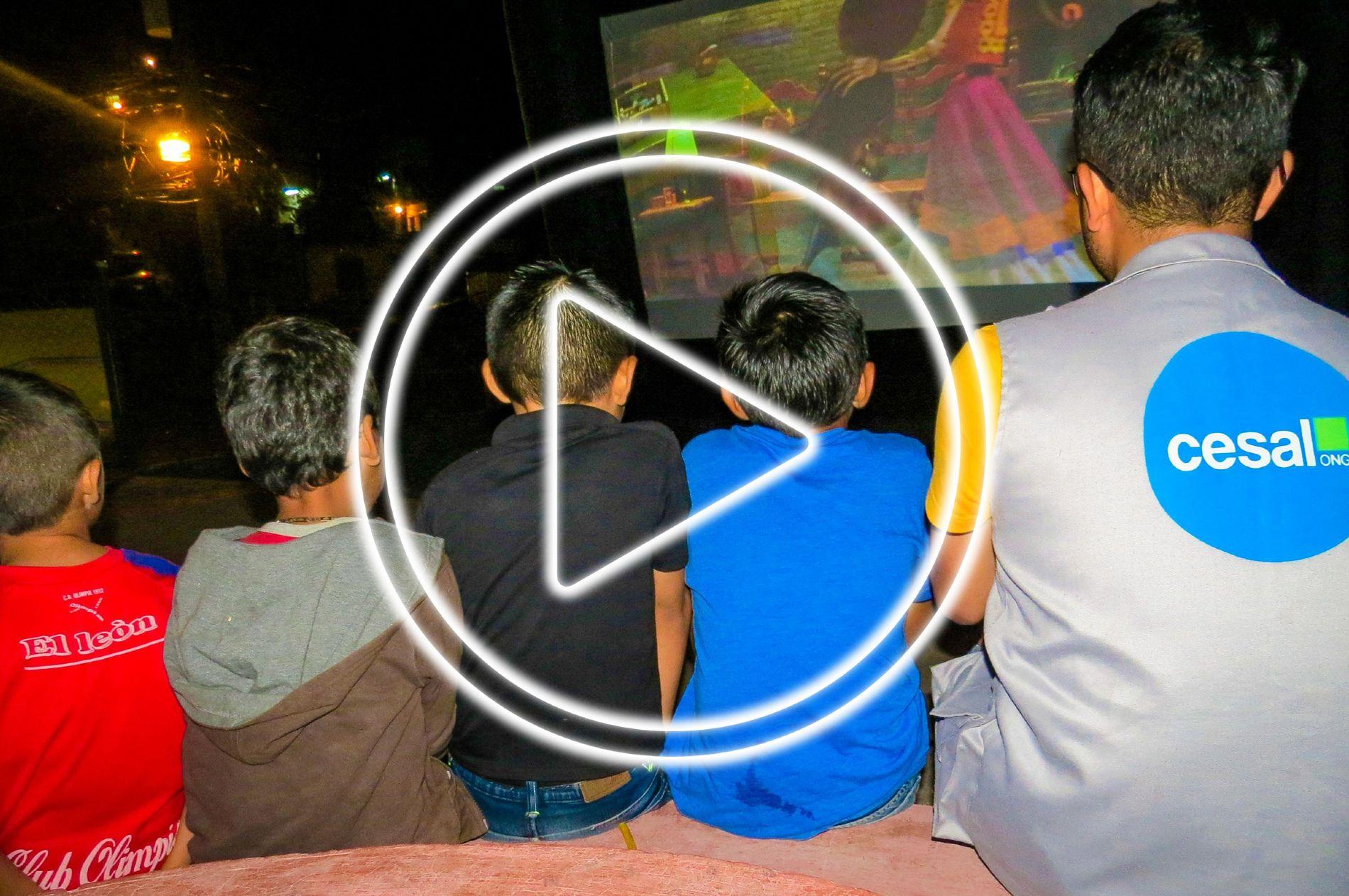 Vídeos Campaña Manos a la Obra