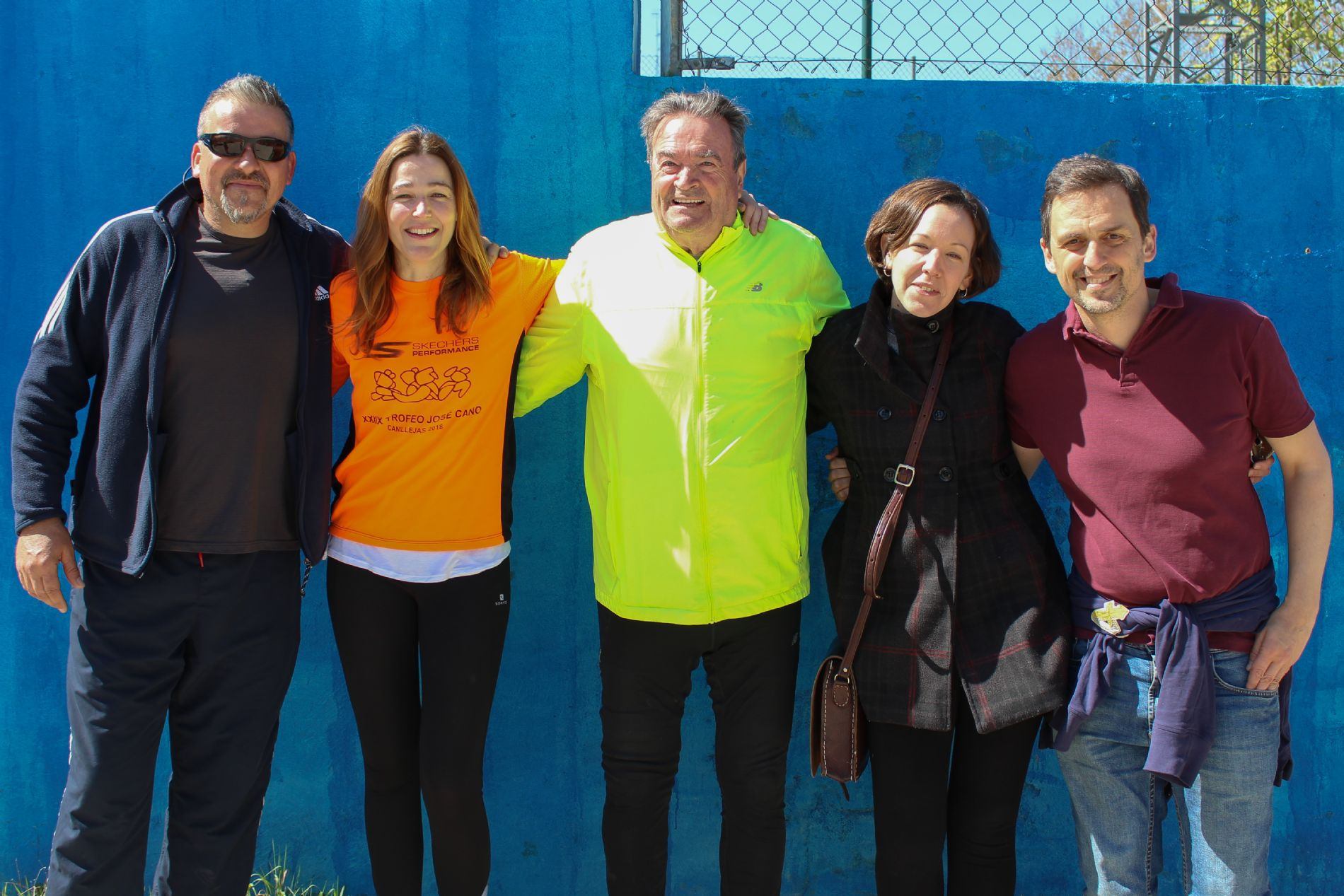 Jornada deportiva de los cursos de formación de la ONG CESAL