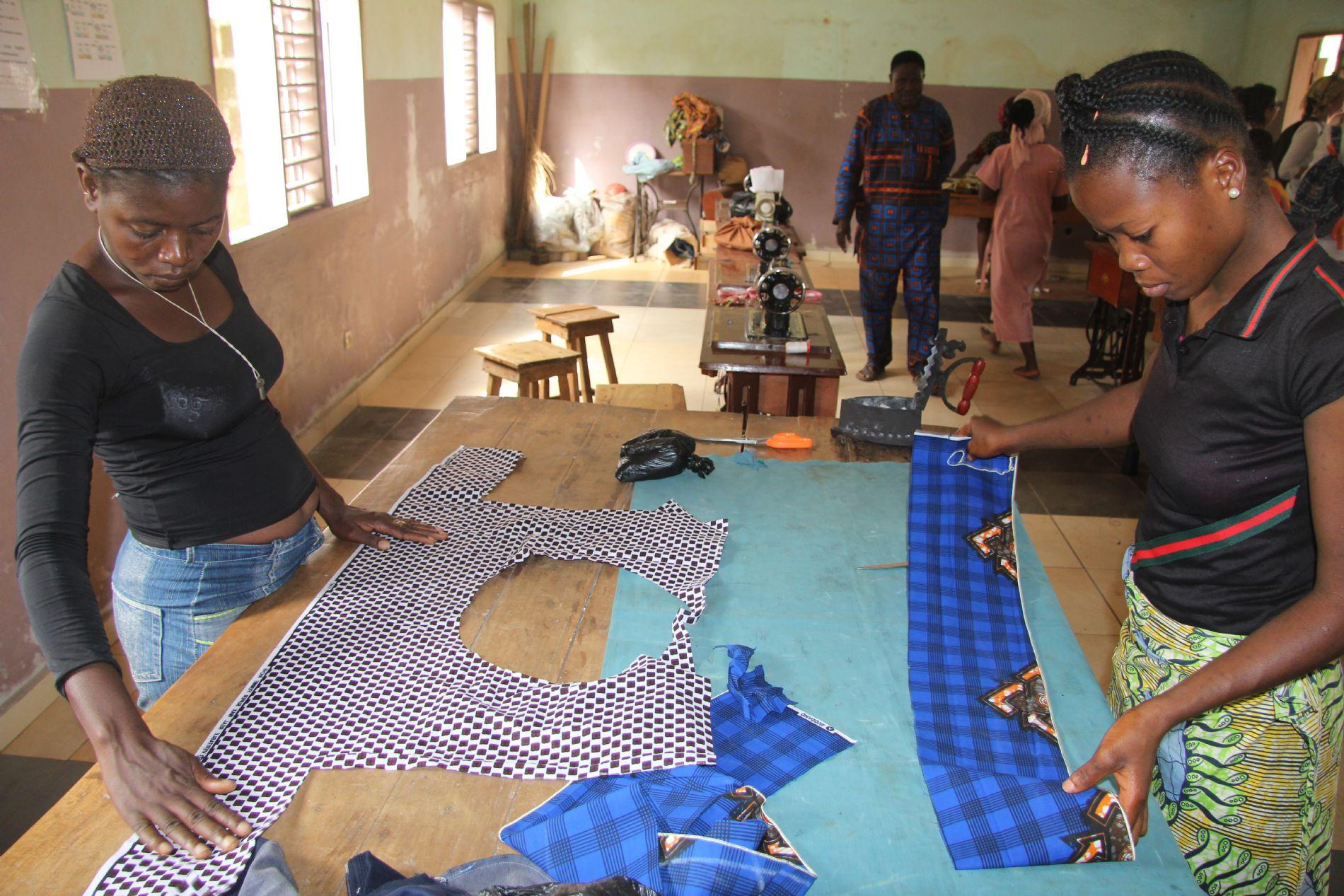 Grégoire Benín enfermedad mental África CESAL