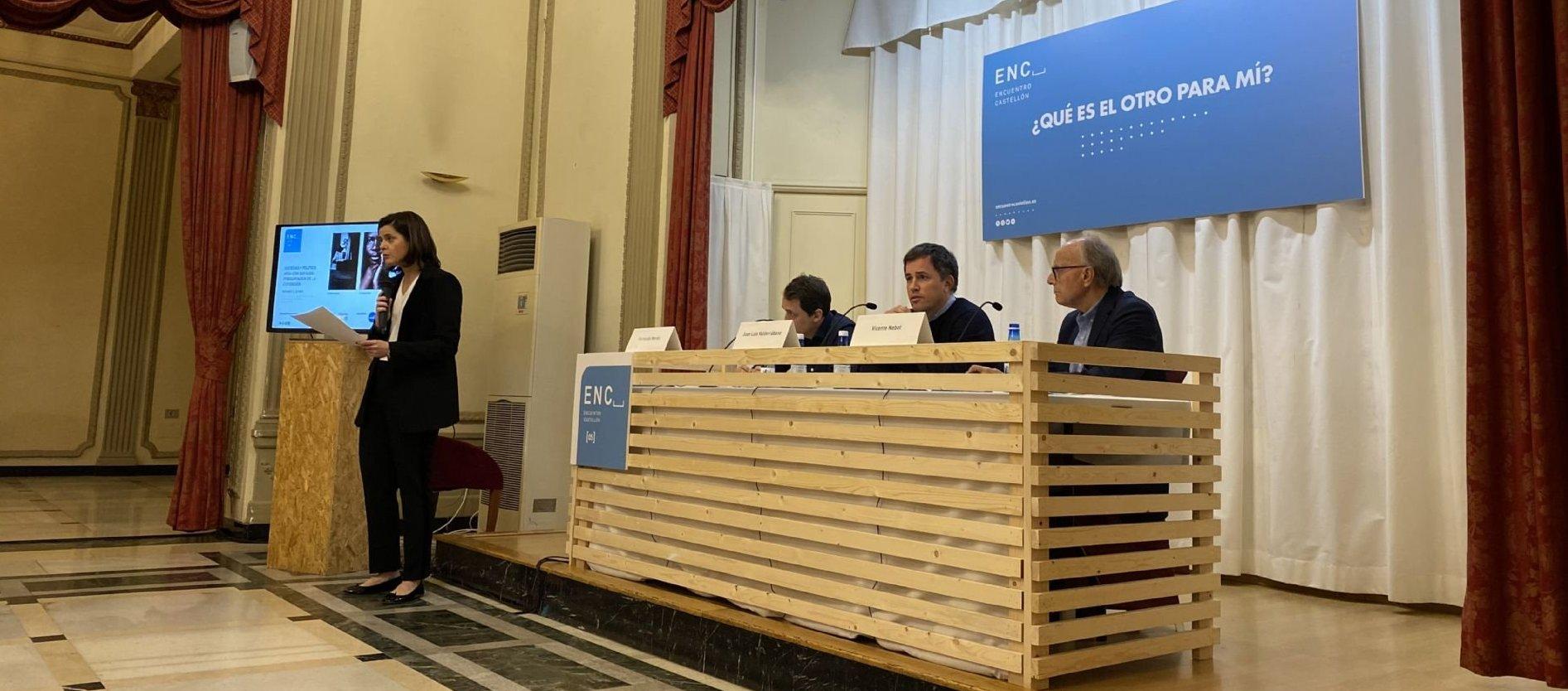 Mesa redonda ONG CESAL y SECOT en Encuentro Castellón