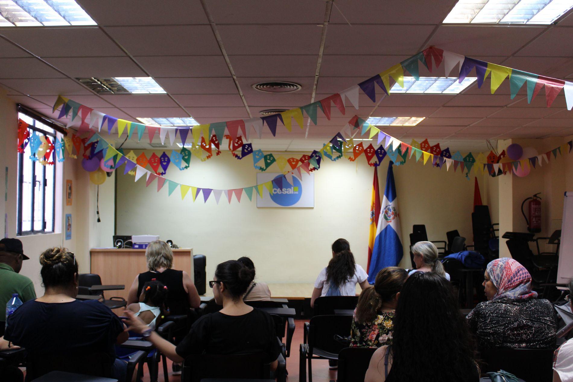 Fiesta fin de curso La Aventura de Educar en el CEPI de Tetuán