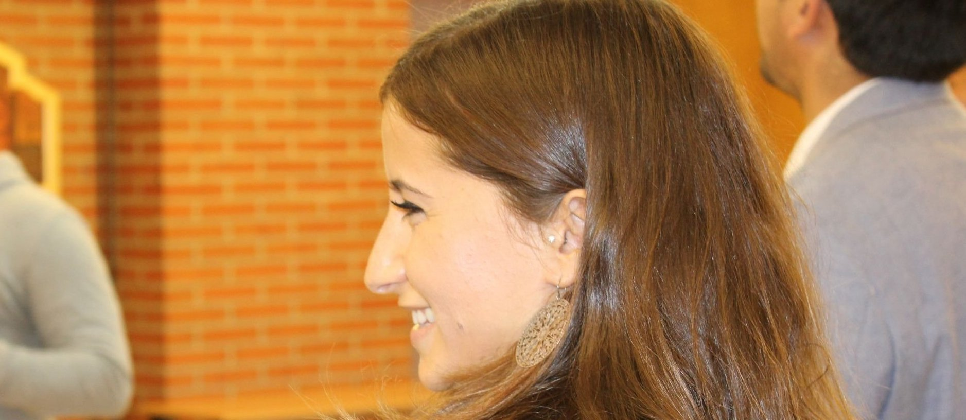 Elisabetta, coordinadora didáctica en la Acción Social de ONG CESAL