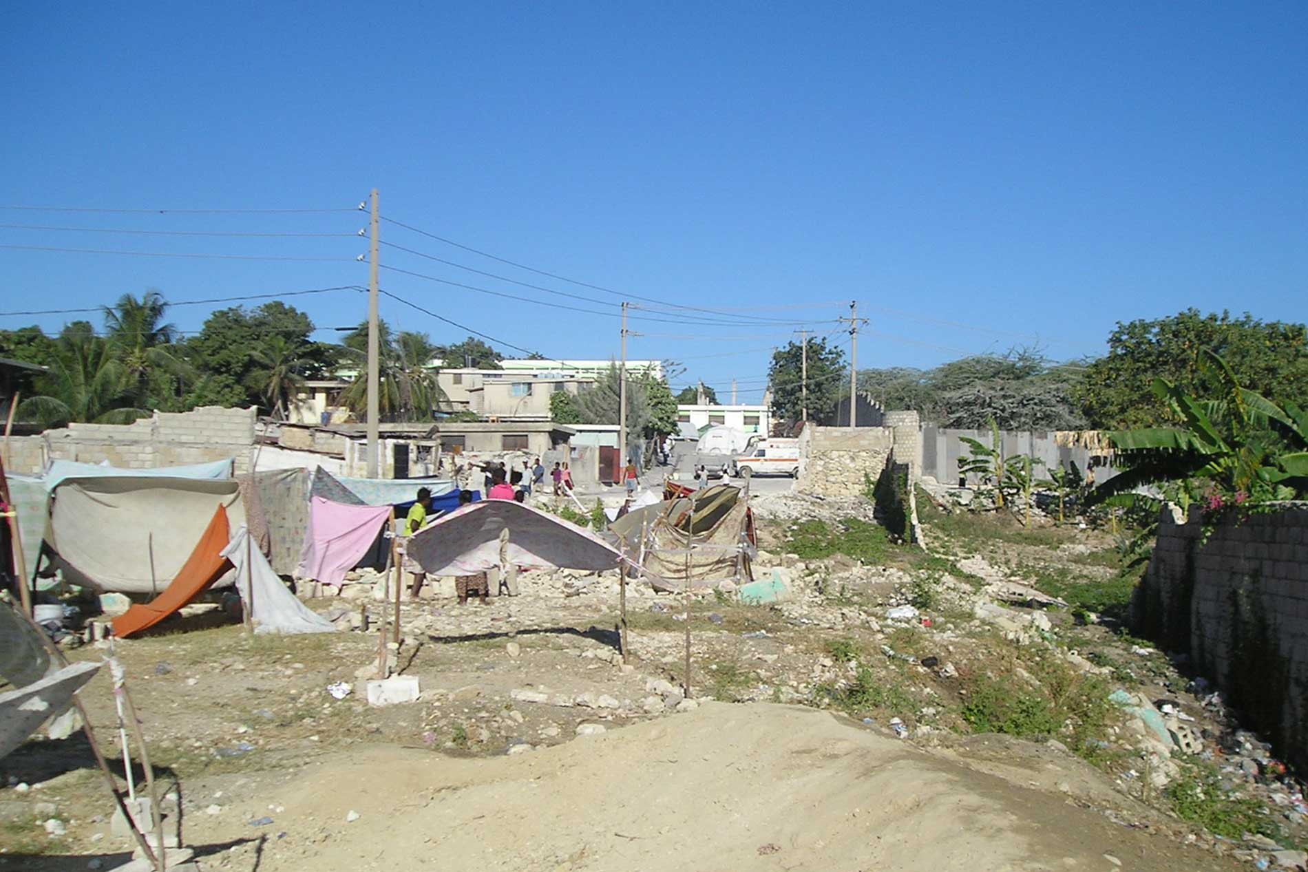 Terremoto Haití Dona a CESAL